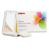 PIGEON Two Way Cake 14gr [PR080403] - Fair Yellow - Make-Up Powder